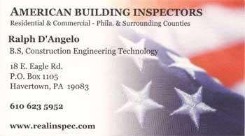 American Building Inspectors