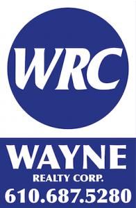 Wayne Realty Sign